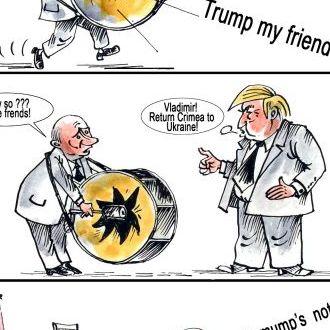 Putib ahd Trump