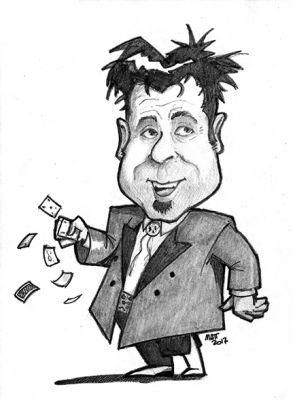 Mr. Forest - Italian comedian