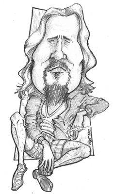 The Dude - Jeff Bridges