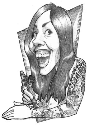 Commission - Jessica