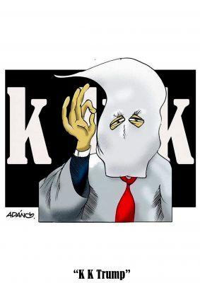 k k Trump