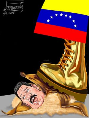 PRESIDENTE DE VENEZUELA NICOLAS MADURO
