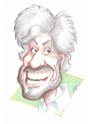 Gigi Proietti Italian actor