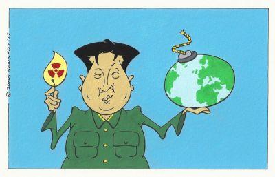 Kim Jong – Booooom!